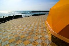 La mémoire de plage de ressource d'Olimp a clôturé 3 photographie stock