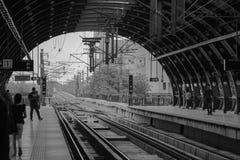 La métro Photos libres de droits