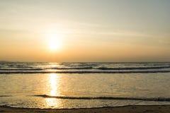 La mañana en el fondo del mar Fotografía de archivo