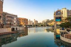 La Macao veneciana fotografía de archivo