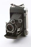 La macchina fotografica antica Immagine Stock