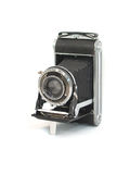 La macchina fotografica antica Immagini Stock Libere da Diritti