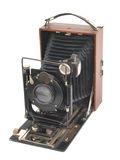 La macchina fotografica antica Fotografia Stock Libera da Diritti