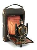 La macchina fotografica antica Fotografia Stock