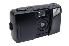 La macchina fotografica compatta della pellicola Immagini Stock Libere da Diritti