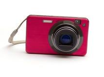 La macchina fotografica dentellare ha isolato Fotografie Stock Libere da Diritti