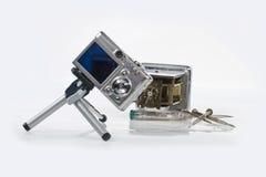 La macchina fotografica digitale Immagini Stock Libere da Diritti