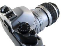 La macchina fotografica ha isolato Fotografie Stock
