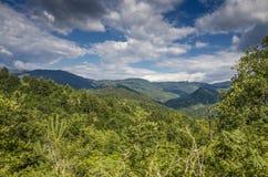 La Macedonia - regione di Mariovo - natura selvaggia fotografia stock libera da diritti