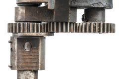 La machine partie le mécanisme Photographie stock libre de droits