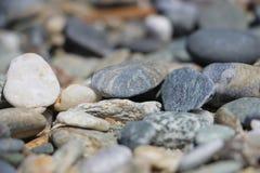 La macro della foto dei minerali delle pietre fotografia stock libera da diritti