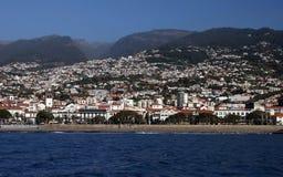 La Madère, Funchal Photographie stock libre de droits