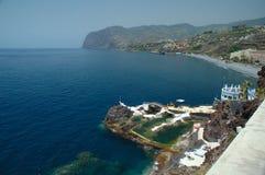 La Madère, Funchal, Camara de Lobos Images libres de droits