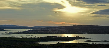 La Maddalena Royalty Free Stock Photos