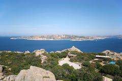 La-Maddalena-Archipel, Sardinien (Italien) lizenzfreie stockbilder