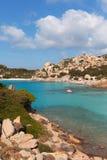 La Maddalena archipelago, Sardinia. Royalty Free Stock Photography