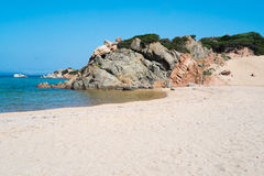 La Maddalena island, Sardinia, Italy Stock Photo
