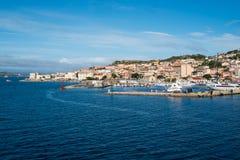 La Maddalena, Sardegna, Italia Fotografia Stock