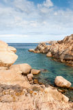La Maddalena in Sardinia Royalty Free Stock Images