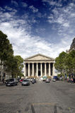 La Madeleine, Париж Стоковое Фото