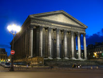 La Madeleine 02, Paris, France stock images