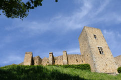 La Madeleine castle in Chevreuse Royalty Free Stock Images