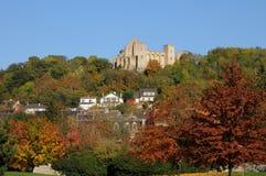 La Madeleine castle in Chevreuse Royalty Free Stock Image