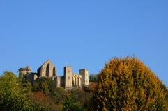 La Madeleine castle in Chevreuse Stock Images