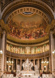 La Madeleine Church Paris Stock Photo