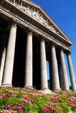 La Madeleine Church Paris France Stock Photo