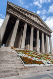 La Madeleine Church Paris Royalty Free Stock Photos