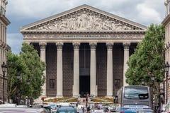 La Madeleine Church Paris Royalty Free Stock Photography