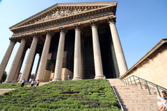 La Madeleine Monument Royalty Free Stock Photography