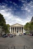 La Madeleine, París Foto de archivo