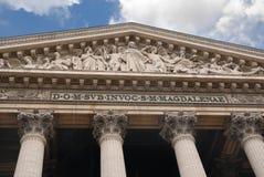 La Madeleine, Parigi Fotografia Stock Libera da Diritti