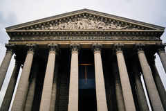 La Madeleine Paris Stock Image
