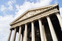 La Madeleine in Paris Royalty Free Stock Image
