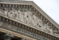 La Madeleine - Paris, France Royalty Free Stock Image