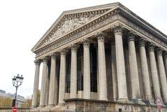 La Madeleine - Paris, Frankreich Lizenzfreie Stockfotografie