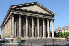La Madeleine, Paris Stock Photography