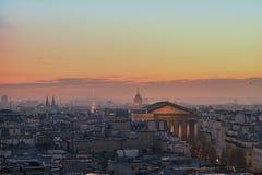 La Madeleine in Paris stock photography