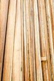La madera áspera Imagen de archivo libre de regalías