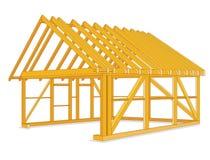 la madera contiene la construcción