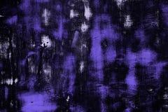 La madera contrachapada envejecida azul con muchos rasguños texturiza - el fondo abstracto hermoso de la foto foto de archivo libre de regalías