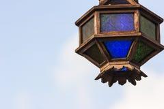 Lámpara vieja Fotografía de archivo libre de regalías