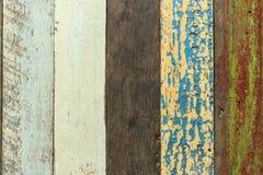 La madera de la pared es un modelo Imagen de archivo libre de regalías