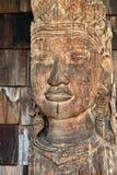 la madera talla Imagenes de archivo