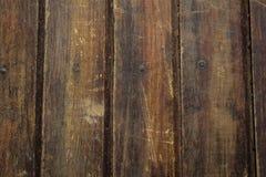 La madera texturiza el detalle superficial para el fondo stock de ilustración