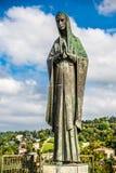 La Madonna dei Lavoratori on Monte dei Cappuccini Stock Image
