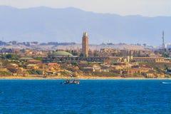 La madraque in Algiers Stock Photo